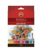Akvareliniai pieštukai