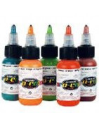 Airbrush paints Pro color 30 ml, metallic