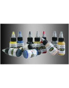 Airbrush paints Pro-color 30 ml, Bodypaints