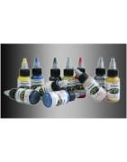 Dažai Pro-color 30 ml Bodypaints