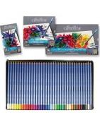 Akvarelinių pieštukų rinkiniai