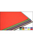 Aksominis (barchato) popierius 130g/m2, 25x35cm