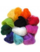 Wool / felting supplies