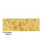 Dekoratyvinis Highlight auksinis popierius, 215g/m2, 23x33 cm