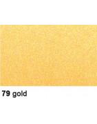 Dekoratyvinis Starlight auksinis popierius  200g/m2, 50x70cm