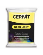 Cernit modelinas Neon 56g