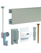 Frame / picture hanging systems