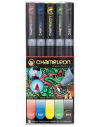 Chameleon markers