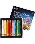 Aquarelle pastels sets
