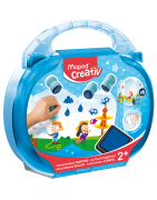 Kūrybiniai rinkiniai Maped mažiems vaikams